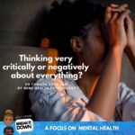 Break It Down: How To Manage Feelings of Depression During and Post Lockdown?