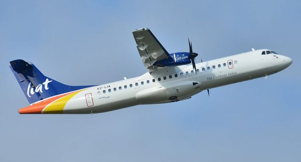 LIAT returns to the skies on November 1st