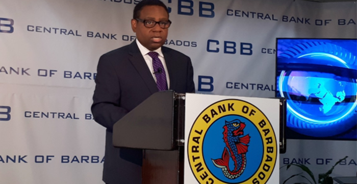 Central Bank reports 16% economic decline