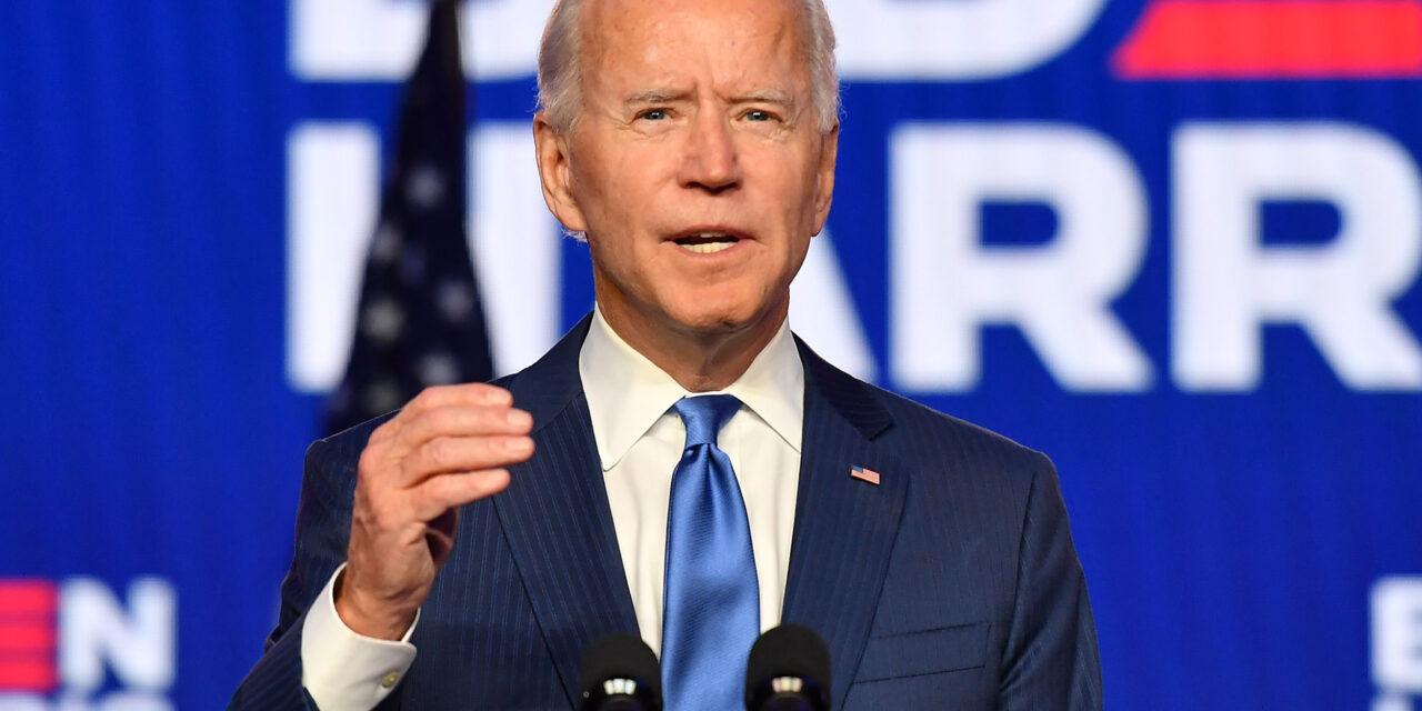 US Election 2020: Joe Biden wins presidency