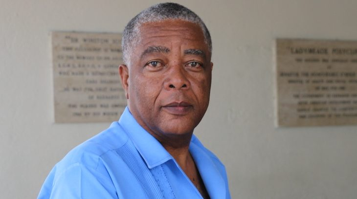 PRISON OFFICERS NOT HIDING, SAYS FRANKLYN