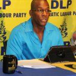 George Pilgrim resigns from DLP