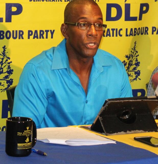 George Pilgrim resigns from DLP