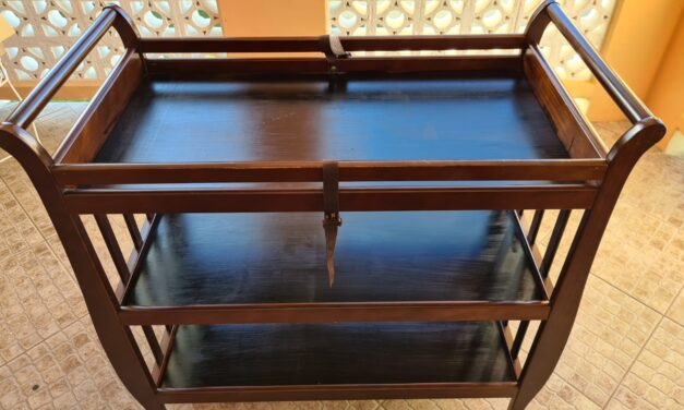 Dream on Me Baby Changing Table