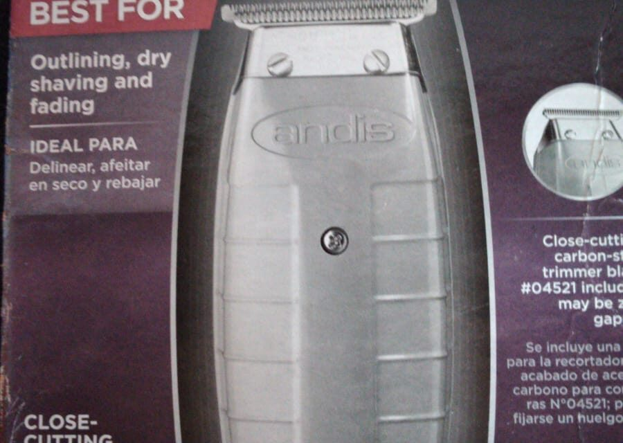 Andis T-Outliner Corded Trimmer (STARBUY)