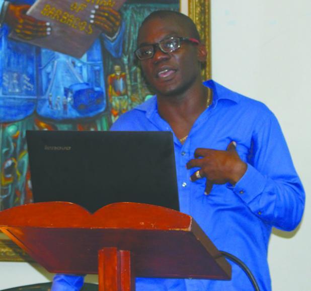 Alleyne resigns from DLP