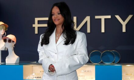 Rihanna fashion release sells out despite backlash