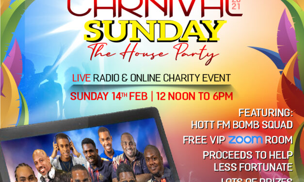 HOTT95.3FM CARNIVAL SUNDAY THE HOUSE PARTY