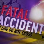 B'DOS RECORDS  DOUBLE ROAD FATALITY AT BANK HALL