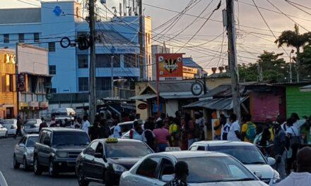 Fairchild Street vendors say customers not adhering to COVID-19 protocols