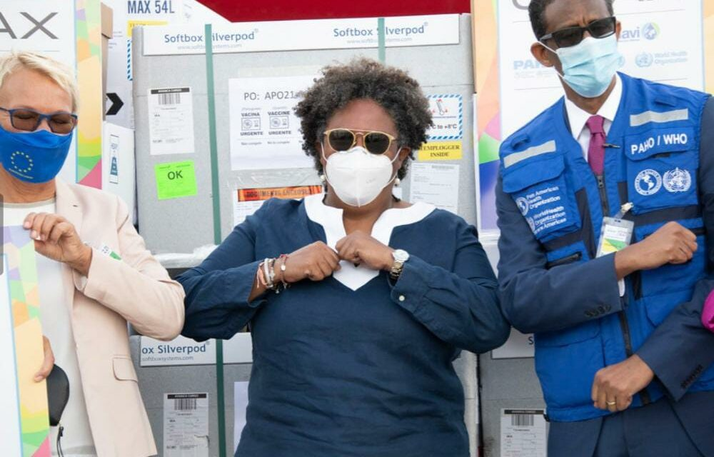 PM knocks international community on COVID-19 vaccine distribution