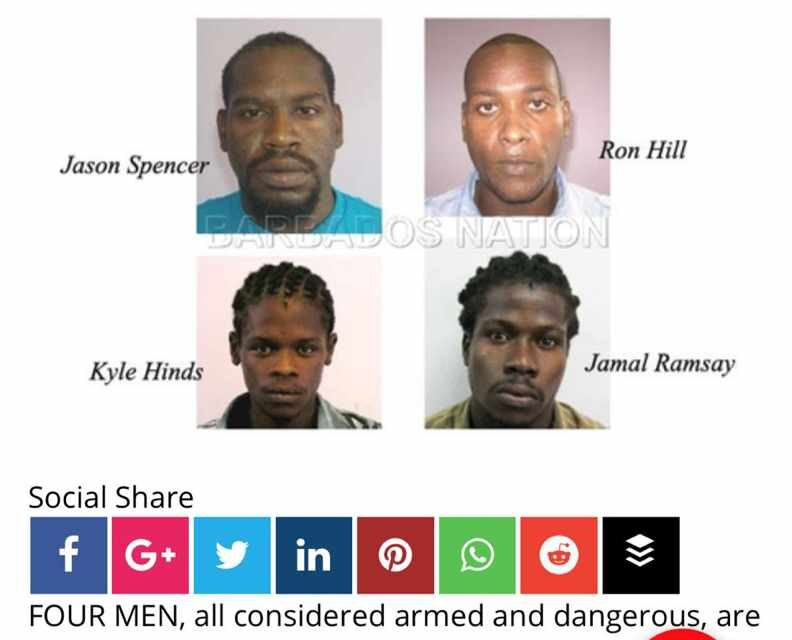 Police Say Wanted Men Media Release Is Fake News