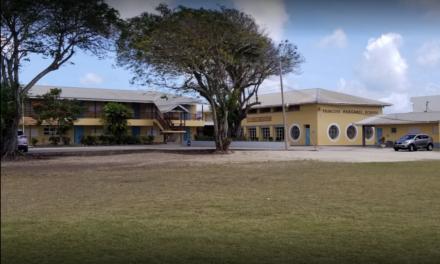 COVID-19 case at Princess Margaret Secondary School