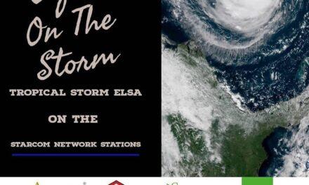 Eye On The Storm – Tracking Elsa