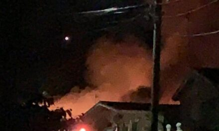 Fire destroys St. James home