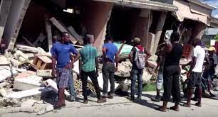 Haiti Struck By 7.2 Magnitude Earthquake
