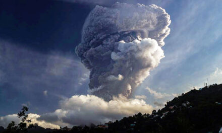 SVG Emergency Management Agency Denies Soufriere Eruption
