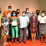 BARJAM awards certificates for volcano coverage
