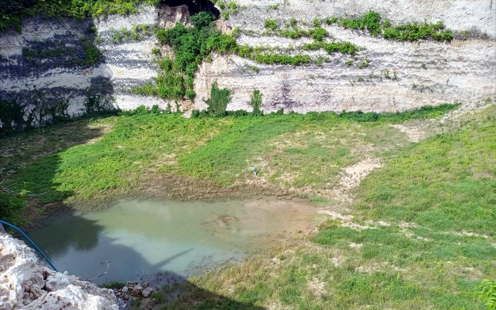 Stop Order On Lower Estate Quarry